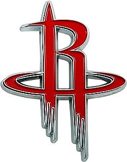 FANMATS NBA Houston Rockets Color Emblemcolor Emblem, Team Colors, One Sized