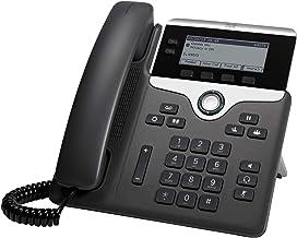 Cisco IP Phone CP-7821-K9 Charcoal,Black photo