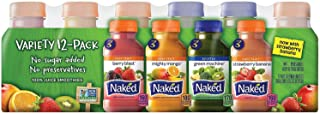 Naked Juice Variety Pack (10 oz., 12 ct.)