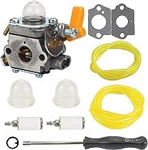 Anzac ZAMA C1U-H60 Carburetor for 25cc 26cc 30cc Homelite Ryobi Craftsman Poulan Brushcutter Blower String Trimmer # 308054013 308054012 308054004 308054008 Carb