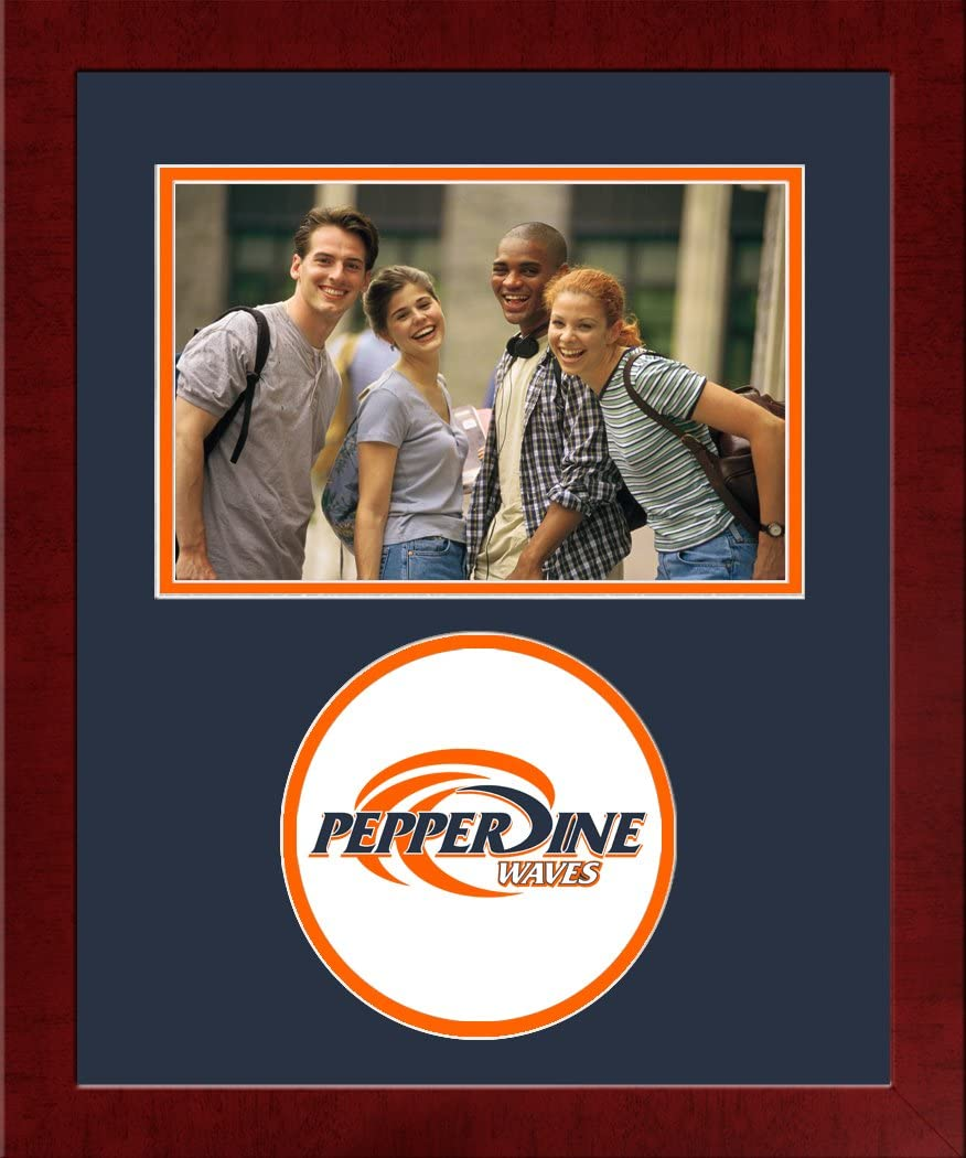 Campus Indefinitely Images NCAA Pepperdine Waves University Max 53% OFF Photo Fram Spirit