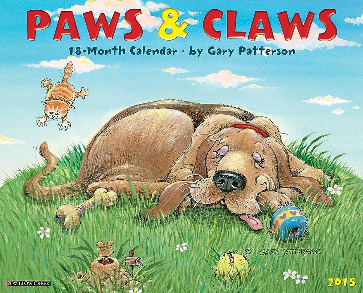 きらきらボトル意味するGary Patterson's Paws N Claws 2015 Calendar