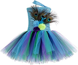 Best peacock girl costume Reviews