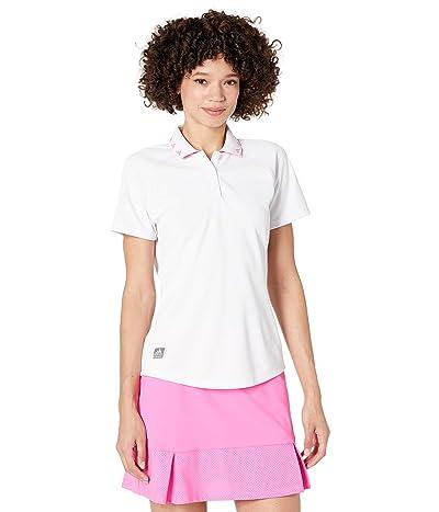 adidas Golf Short Sleeve Primegreen Polo Shirt