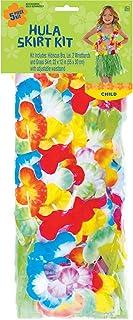 Amscan Child Hula Skirt 5-Pieces Kit