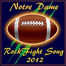 Best notre dame fighting irish rock song Reviews