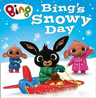 Bing's Snowy Day (Bing) (English Edition)