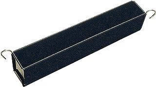 Gobel 219410 Moule à Pâté Long Uni Mini Anti-Adhérent à charnières fond démontable 30*4 cm