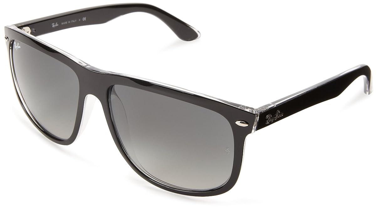 Ray-Ban Men's 0RB4147 60414060 Highstreet Boyfriend Sunglasses