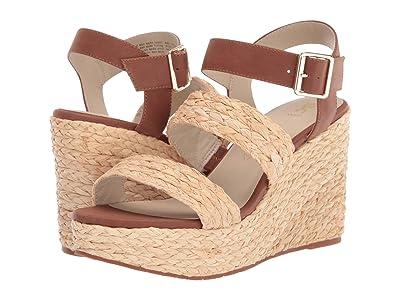 Seychelles BC Footwear by Seychelles Individuality (Natural Raffia/Cognac) Women