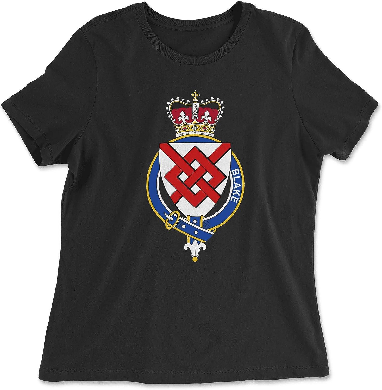 HARD EDGE DESIGN Women's Irish Garter Family Blake T-Shirt