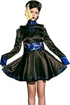 [ブライトララ] ハロウィン コスプレ キョンシー チャイナ服 仮装 ガールズキョンシー コスチューム