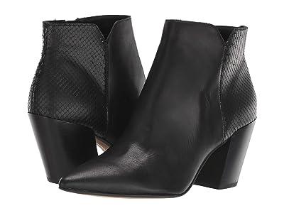Dolce Vita Aden (Onyx Sliced Leather) Women