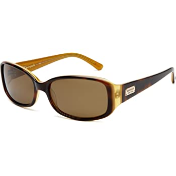 Kate Spade New York Women's Paxton Rectangular Sunglasses