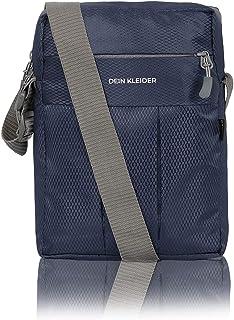 DEIN KLEIDER Nylon Crossbody Messenger Sling Pouch Bag for Men & Women
