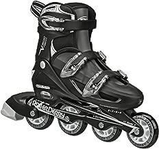 Roller Derby Men's V-Tech 500 Button Adjustable Inline Skate