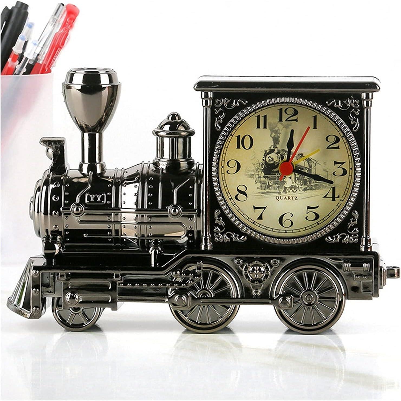 XINGTAO Alarm Clock Cartoon Train Bombing free shipping Plastic Locomotive Max 52% OFF