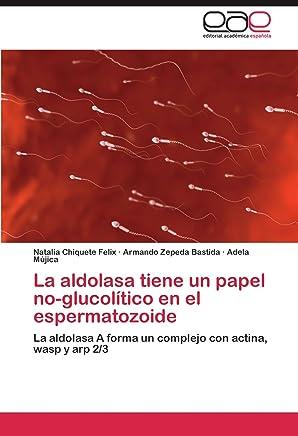 La aldolasa tiene un papel no-glucolítico en el espermatozoide: La aldolasa A forma un complejo con actina, wasp y arp 2/3