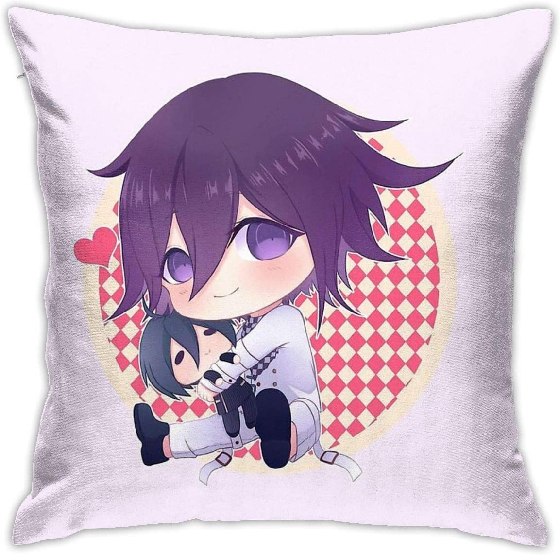 Ouma Kokichi Junko Danganronpa Pillow Seat Cushion beidzeitig only Pillowcase