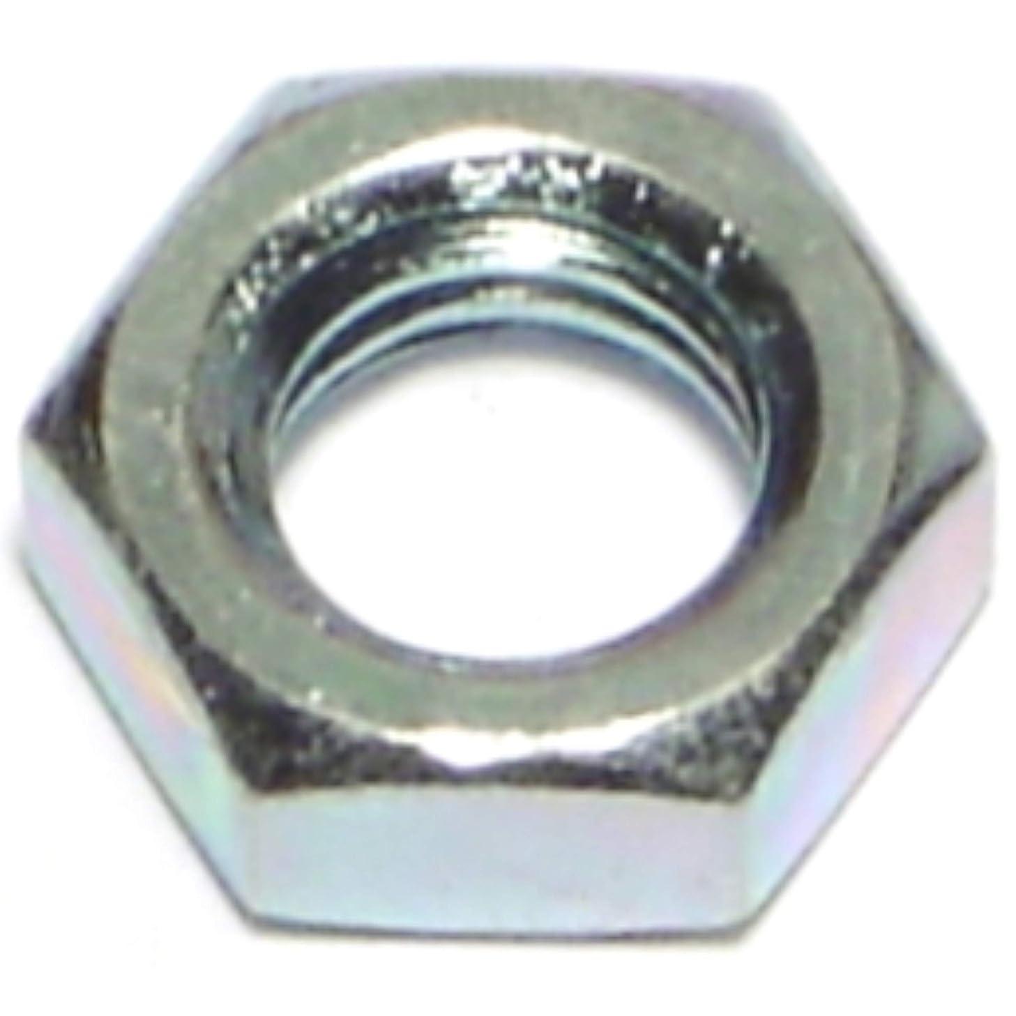 Hard-to-Find Fastener 014973259266 Coarse Hex Jam Nuts, 3/8-16-Inch