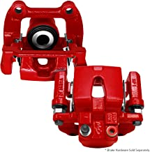 For 2000-2009 TT Quattro, Jetta, Jetta City 2 Rear Red Brake Calipers