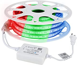 Best rgb rope light with controller Reviews