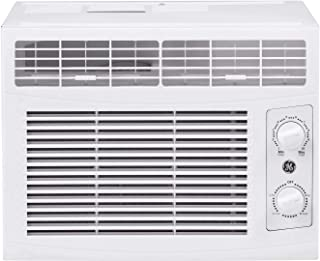 GE AHV05LZ Window Air Conditioner with 5050 BTU Cooling Capacity, 115 Volts in White