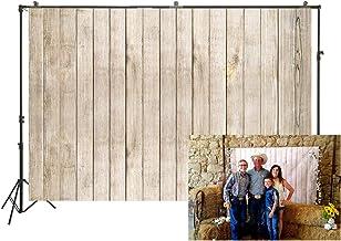7x5ft Vinyl Photography Background Nostalgic Wood Floor Wall Scene Backdrop Photo Studio Props KP-082