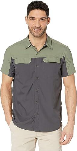 Silver Ridge 2.0 Blocked Short Sleeve Shirt