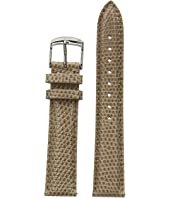 Michele - 18mm Cashmere Lizard Watch Strap