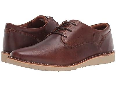 Steve Madden Pallot (Cognac Leather) Men