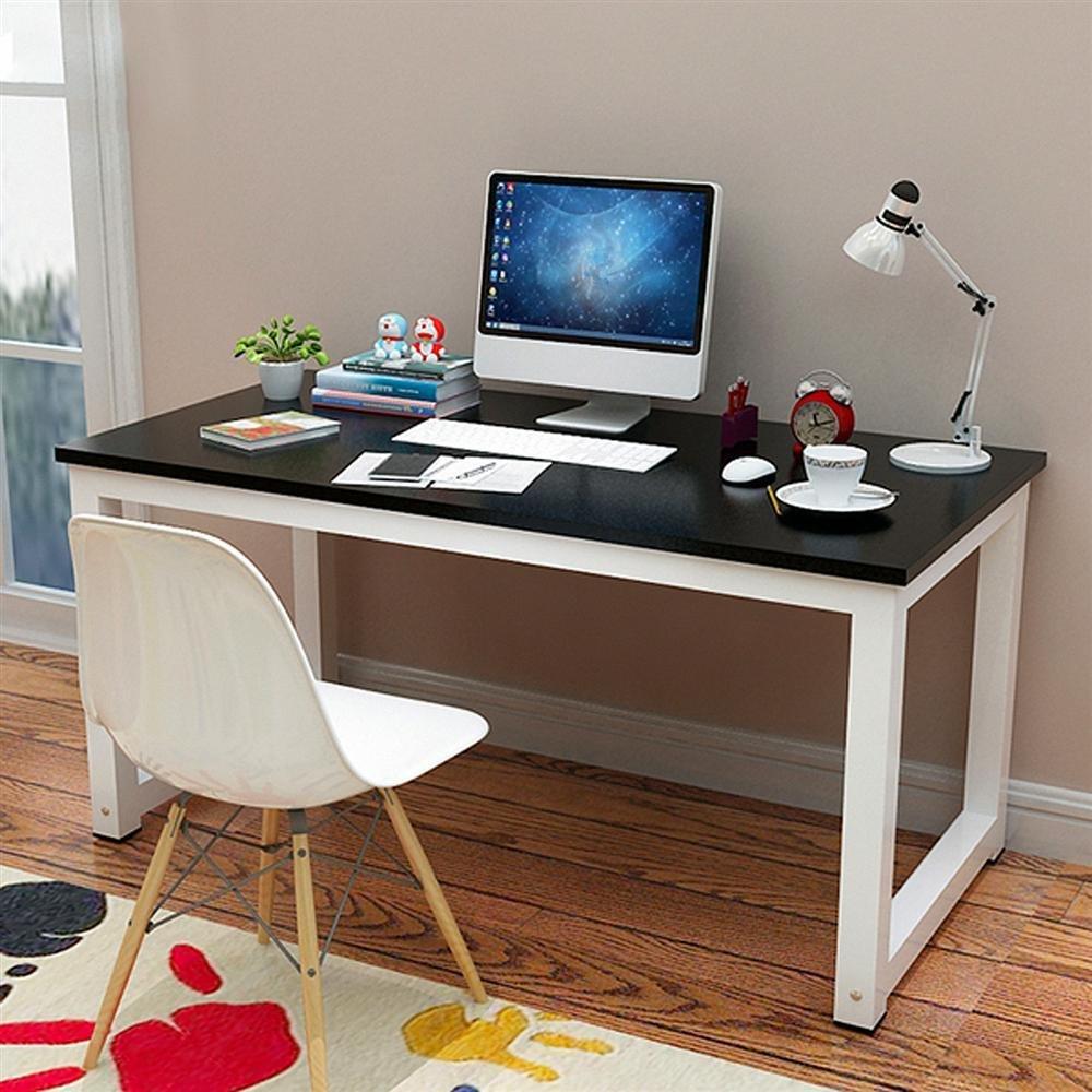 Yaheetech Computer Writing Workstation Furniture