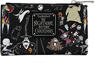 Loungefly x The Nightmare Before Christmas Character Bi-Fold Wallet