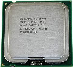 Intel Pentium E6700 SLGUF 3.2GHz 2MB Dual-core CPU Processor LGA775