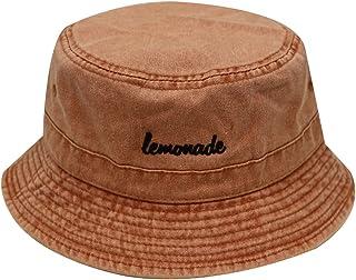 fe19a822cb92e City Hunter Bd2020 Unisex Lemonade Washed Bucket Hats -11 Colors