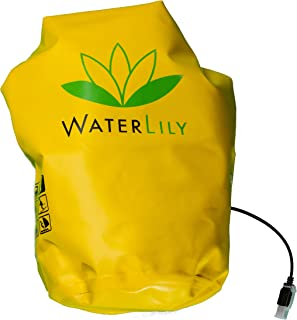 Dry Bag with Sealed USB Pass-Through for Waterproof Charging 10L