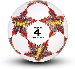 YANYODO Soccer Training Ball Practice Soccer Balls...