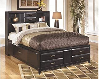 Amazing Buys Kira Bedroom Set by Ashley Furniture - Includes Queen Bed, Dresser and Mirror