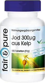 Yodo 300µg - Suplemento