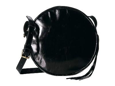 Hobo Groove (Black 2) Cross Body Handbags