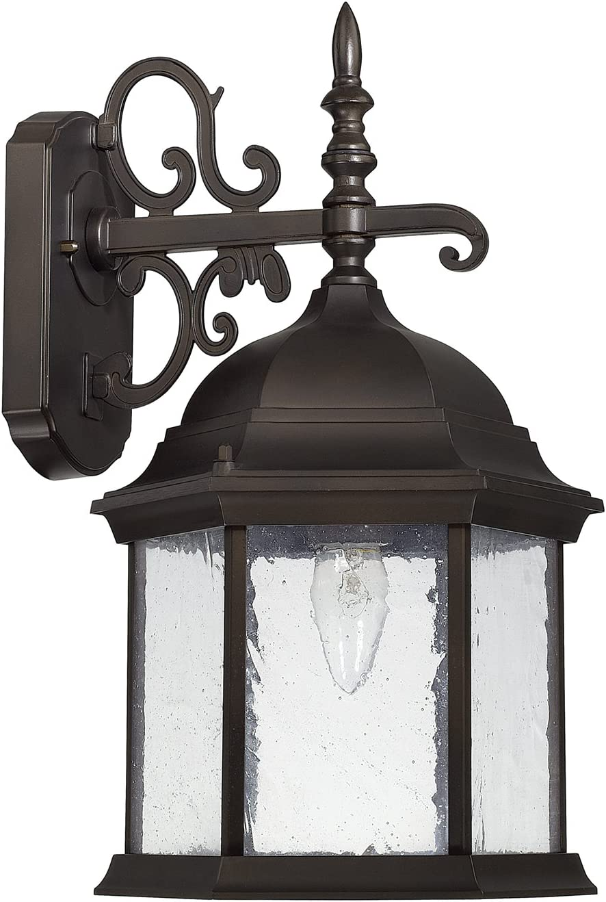 Capital Lighting 9833OB Six Lantern Outdoor Wall Light All items in the latest store