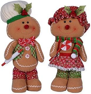 Best plush santa and mrs claus Reviews