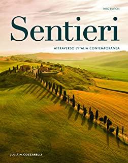 Sentieri 3rd Ed. Looseleaf Student Edition with SupersitePlus and WebSAM Code