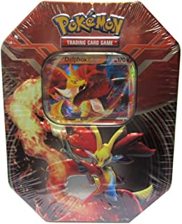 Best pokemon delphox ex tin Reviews