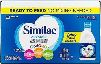 Product of Similac Advance Ready To Feed Infant Formula (32 Oz, 8 Pk.) - [Bulk Savings]