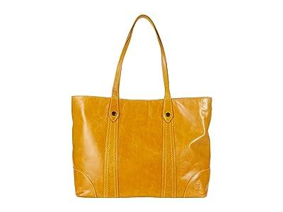 Frye Melissa Shopper (Sunflower) Hobo Handbags