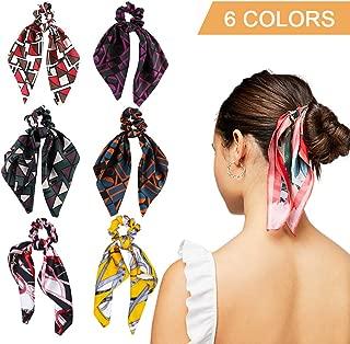 Best bow tie hair scrunchie Reviews