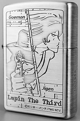 envío gratuito a nivel mundial Zippo Lupin III 4-2 4-2 4-2 Tallas y Goemon  popular