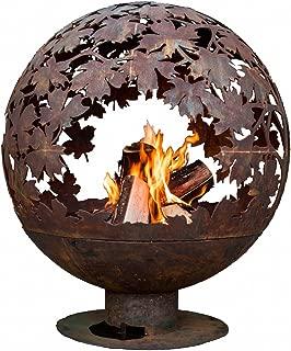 Best globe leaf fire pit Reviews