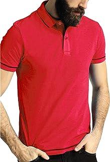 Santhome Shirt Neck Polo For Men